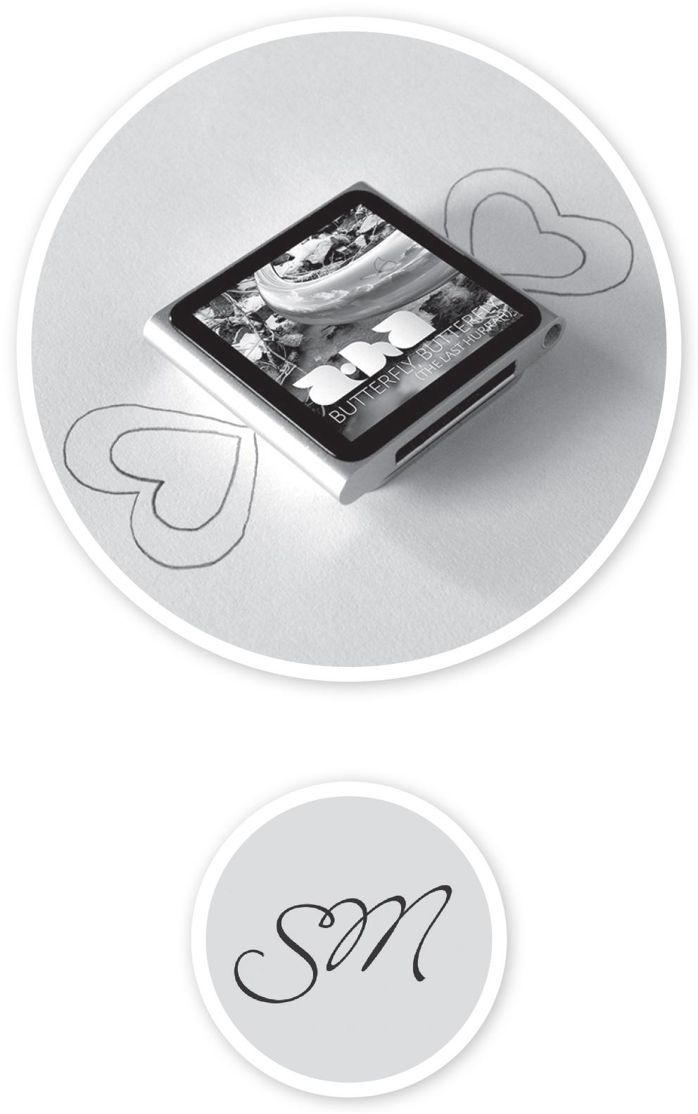 Runde profilbilder design