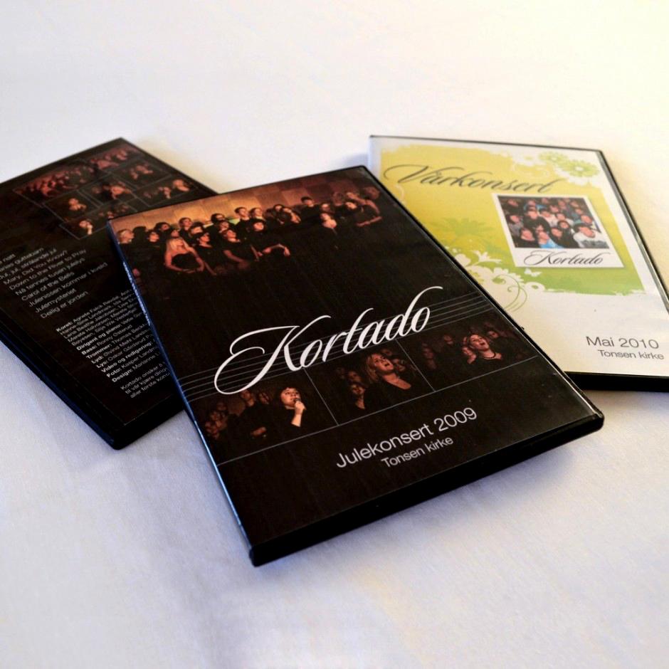 Kortado | DVD-cover