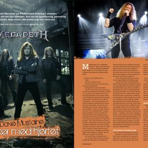 Megadeth | NRM #3-2016-1