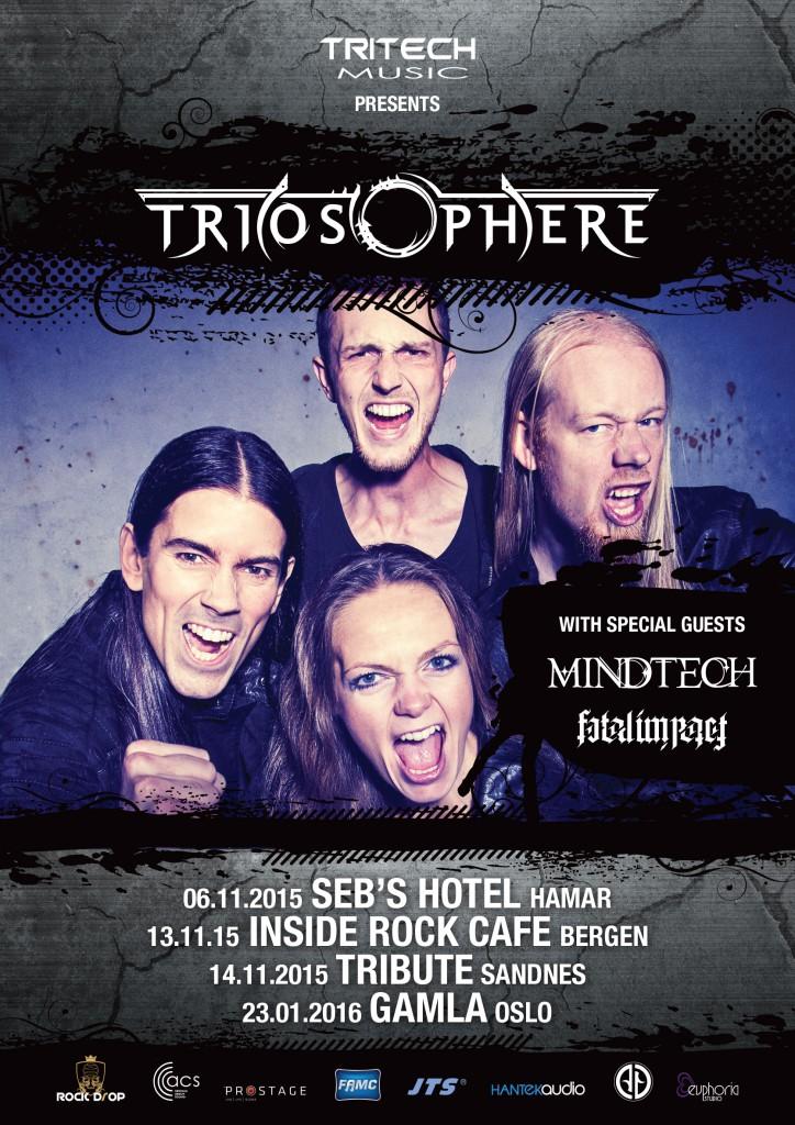 TriTech Music | Konsertplakater