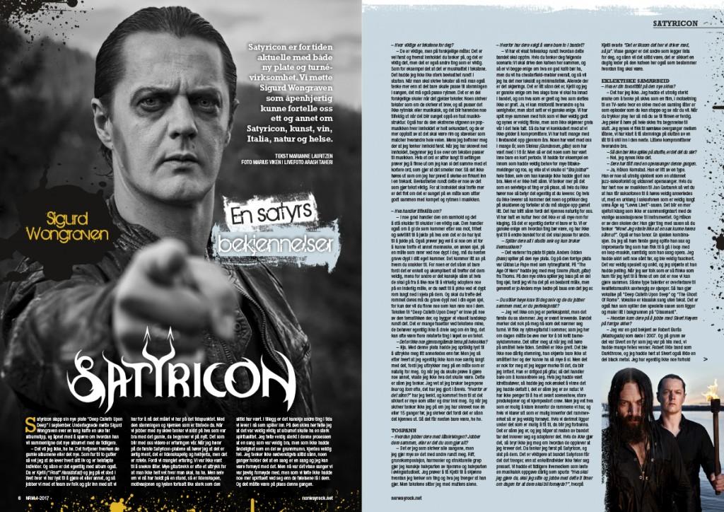 Norway Rock Magazine | Artikler